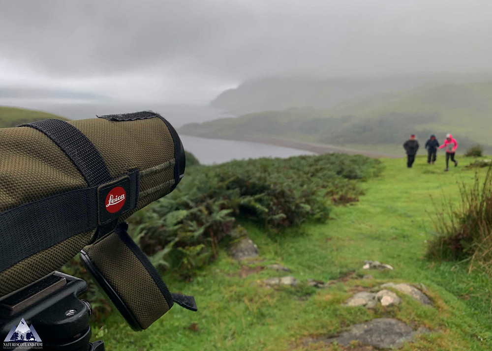 Ardnamurchan Leica Mull Isle of Mull