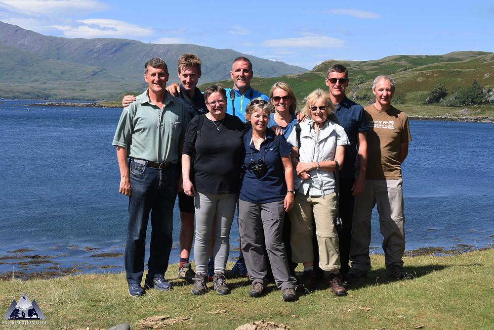 Mull, Isle of Mull, Nature Scotland, Iolo Williams, Mull Wildlfie, Mull Wildlife Tours,