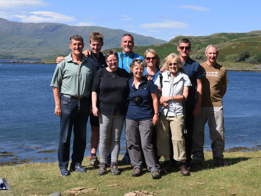 Package Expeditions with Iolo Williams