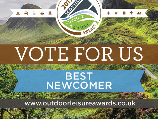 Please Vote for Nature Scotland!