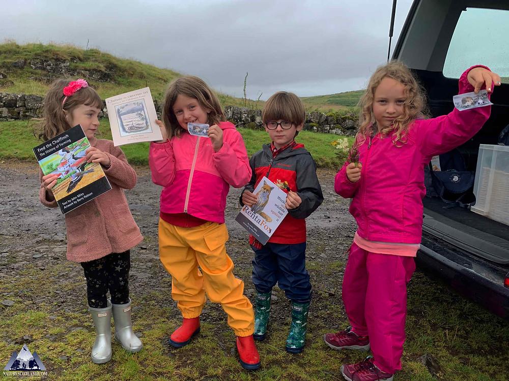 Chick Books, Nature Scotland, Wildlife Tours, Mull