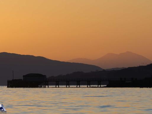 Salen Sunrise...