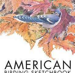 American birding sketch book By Michael Warren