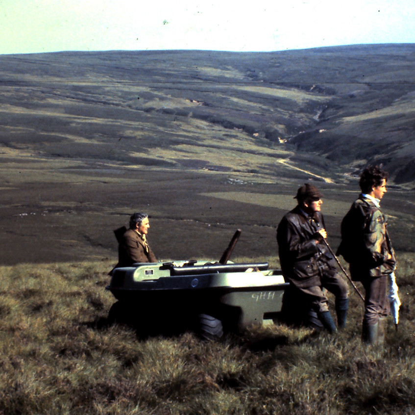 Red Grouse shooting