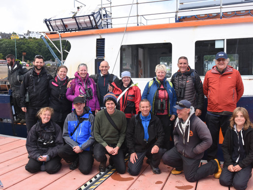 Mull Package Holiday with Iolo Williams