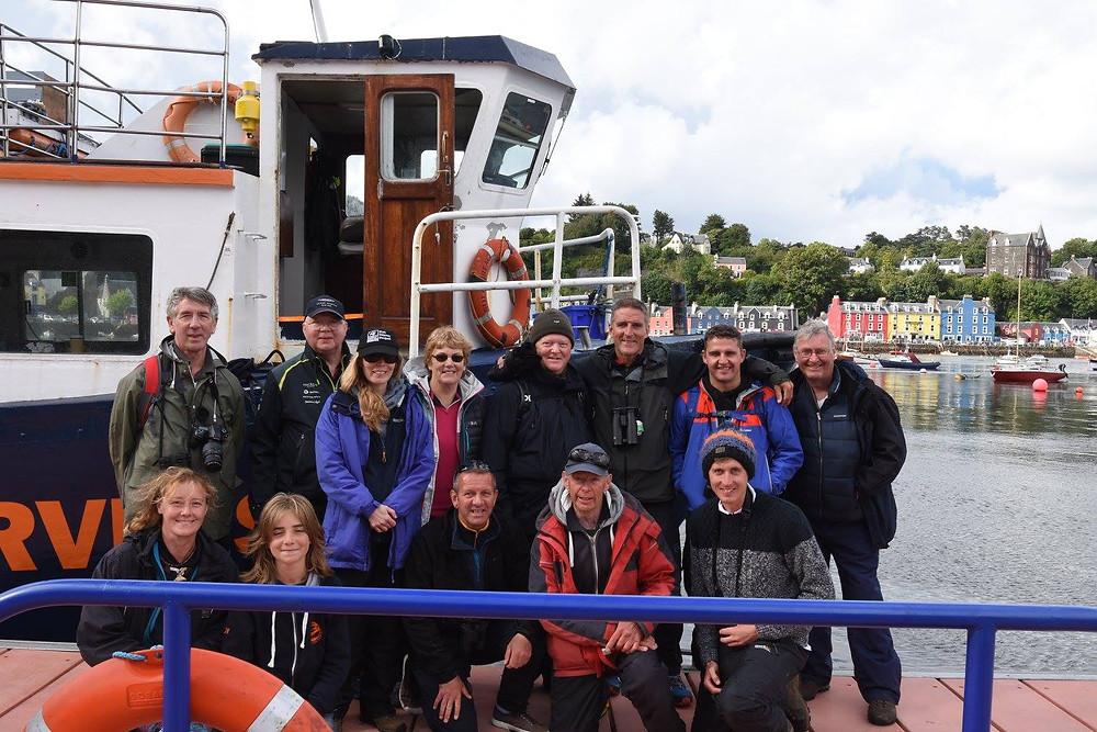nature scotland, iolo williams, nature, wildlife tours,