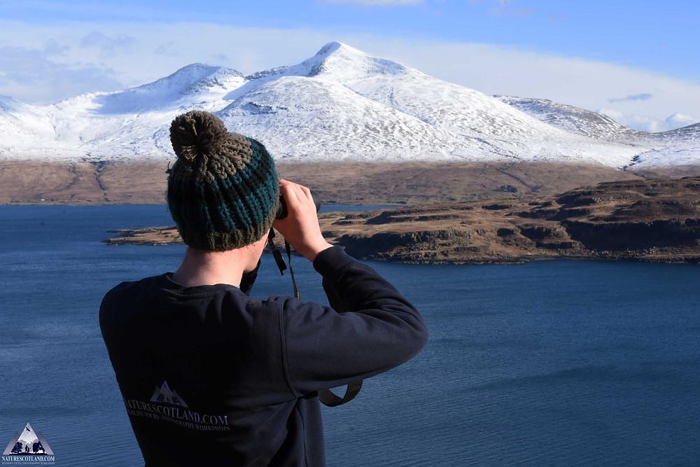 mull, isle of Mull, nature scotland, ewan miles, wildlife tours,