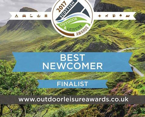 Scottish 'Best Newcomer' Finalists!