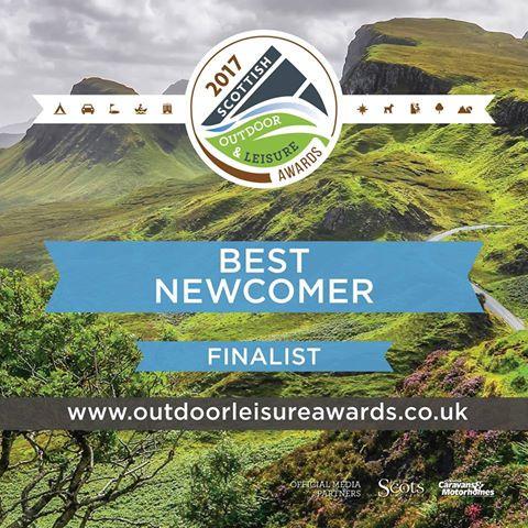 SOLA, Scottish Outdoor Leisure Awards, Best Newcomer, Nature Scotland, Mull, Isle of Mull,