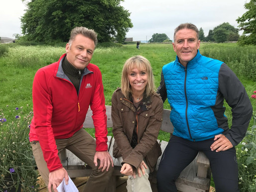 Join a BBC Springwatch presenter on Mull...