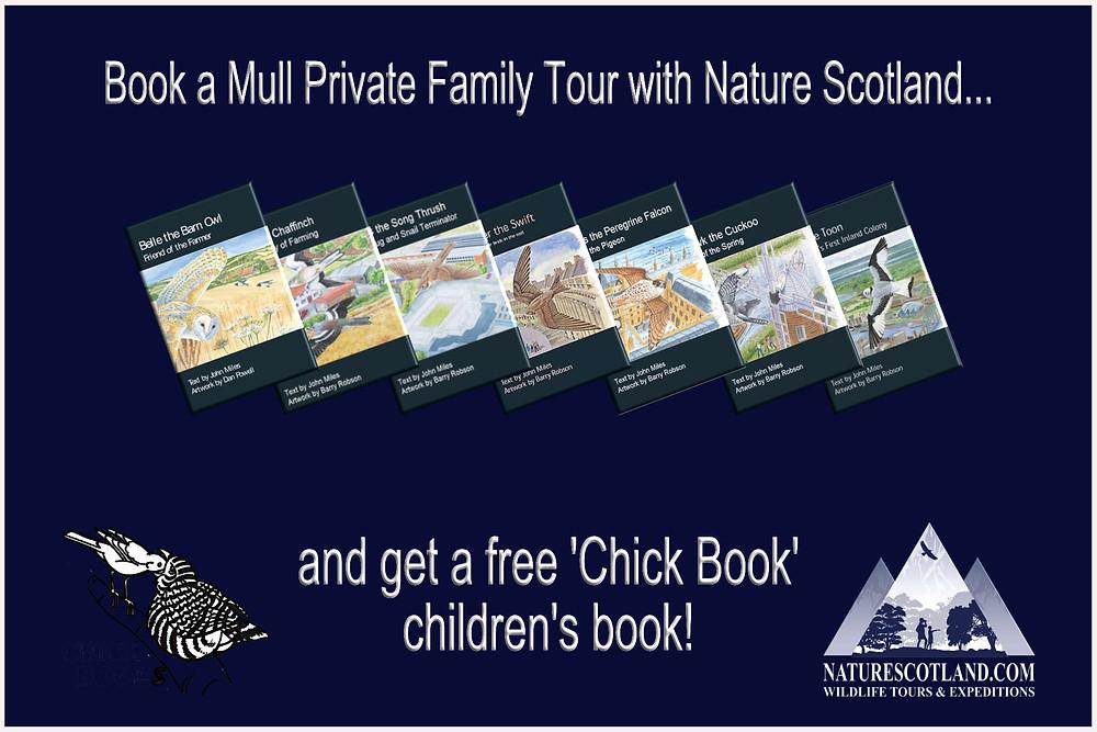 Chick Books, Childrens books,