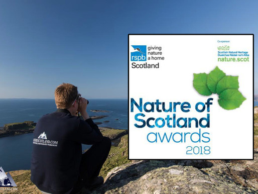 Nature of Scotland Awards Shortlist 2018