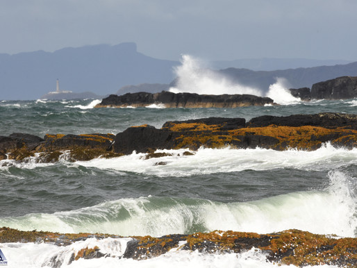 Some high seas in September...