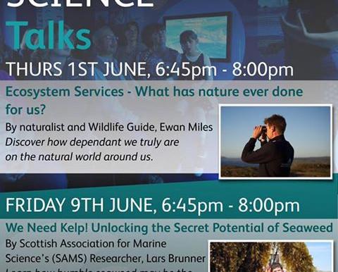 Ecosystem Services Talk...