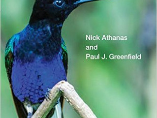 Birds of Western Ecuador – a photographic guide by Nick Athanas and Paul j Greenfield