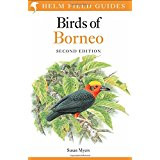 Birds of Borneo By Susan Myers [second edition]