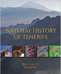 Natural History of Tenerife by Philip & Myrtle Ashmole