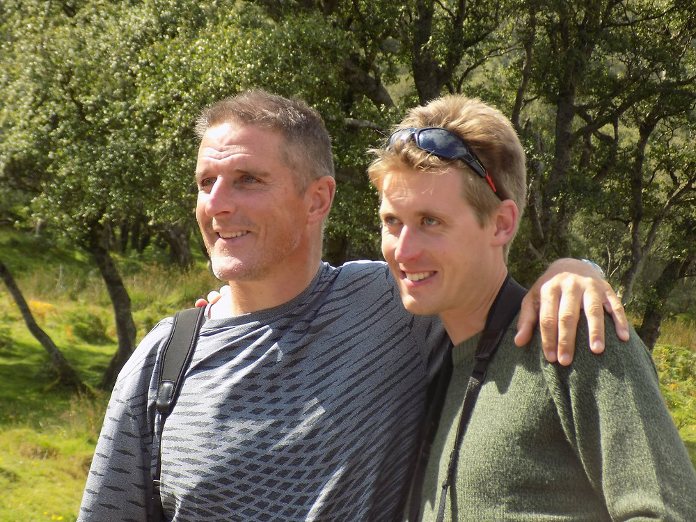 iolo williams, ewan miles, nature scotland, package holiday, wildlife holiday, wildlife tours,