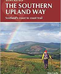 The Southern Upland Way by Alan Castle updated by Ronald Turnbull