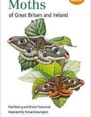 British Moths [2nd Edition] by Chris Manley