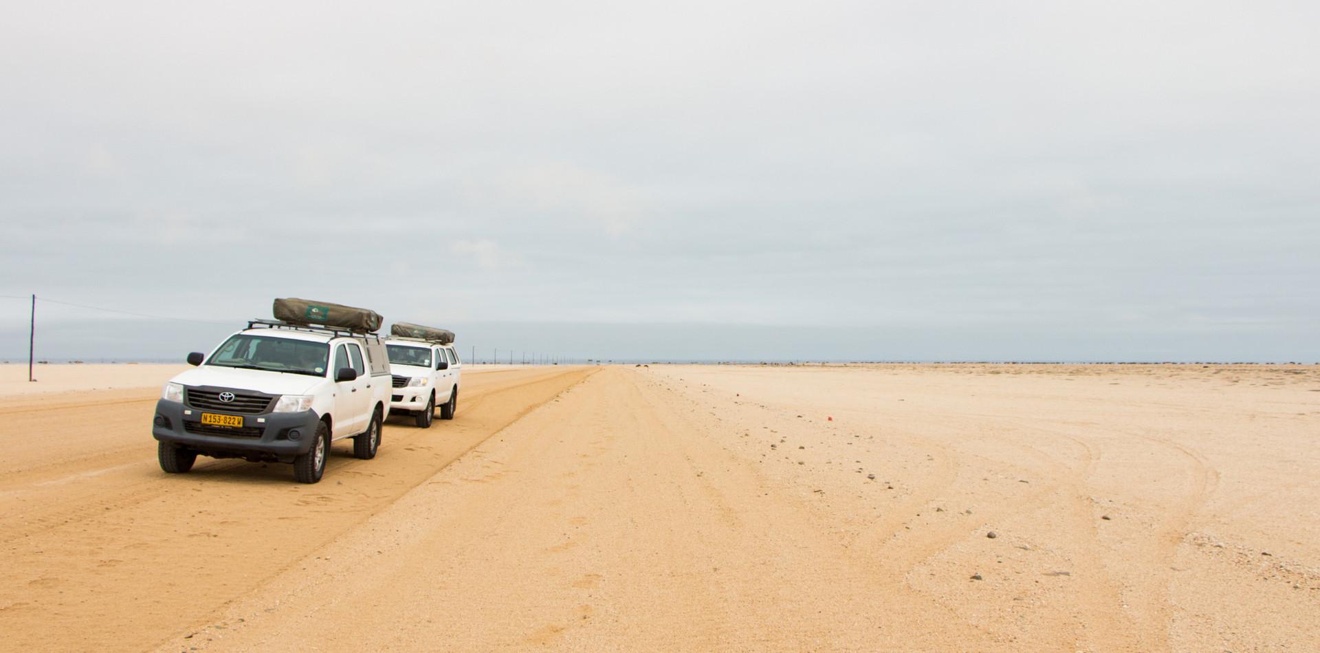 Namibian adventure