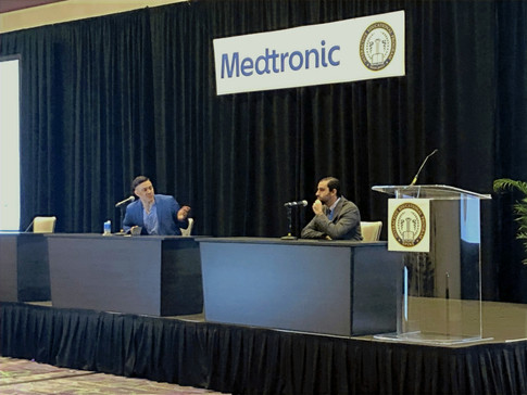 Drs. Jordan Amadio and Andrew Fanous