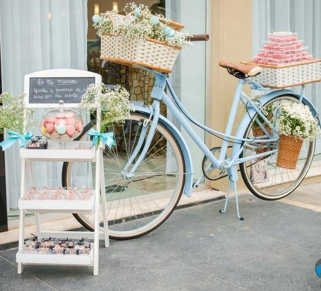 Bike La Vie Macaron