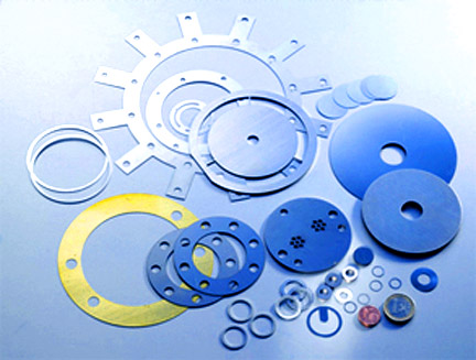 Fiber laser-cut- thin metal-shims