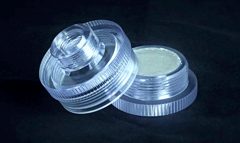 Micro plastic Machining
