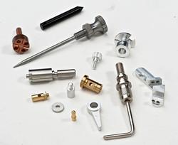 Fine CNC Milling Metals