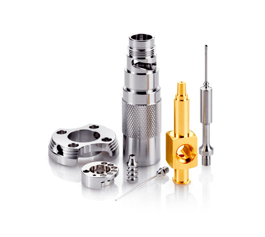 High quality machining parts
