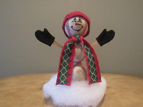 SnowBALLman