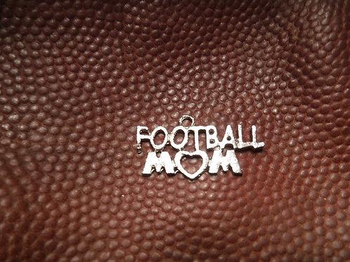 Football Mom Charm