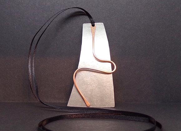 Aluminium/Copper Pendant