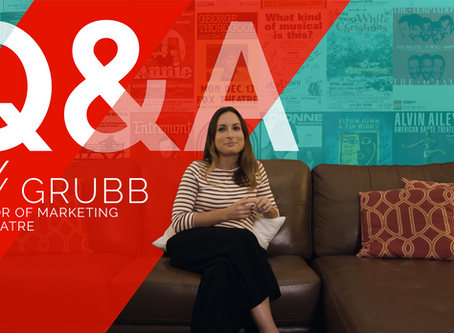 Q&A WITH/Aly Grubb, Marketing Director at The Fox Theatre || Old is the New Cool