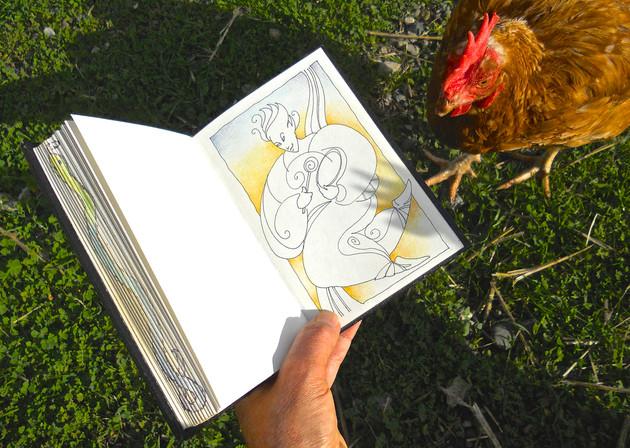Sketchbook Journals