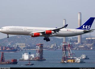 SAS S20 Hong Kong Service Changes