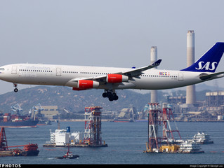 SAS S20 Hong Kong Service Changes