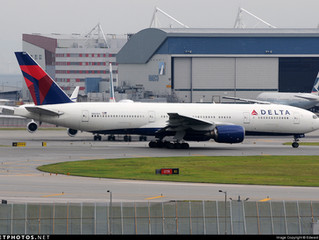 Delta ends Seattle – Hong Kong service