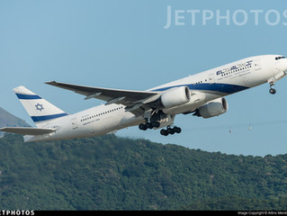 El Al July - Oct 2018 Hong Kong flights aircraft changes