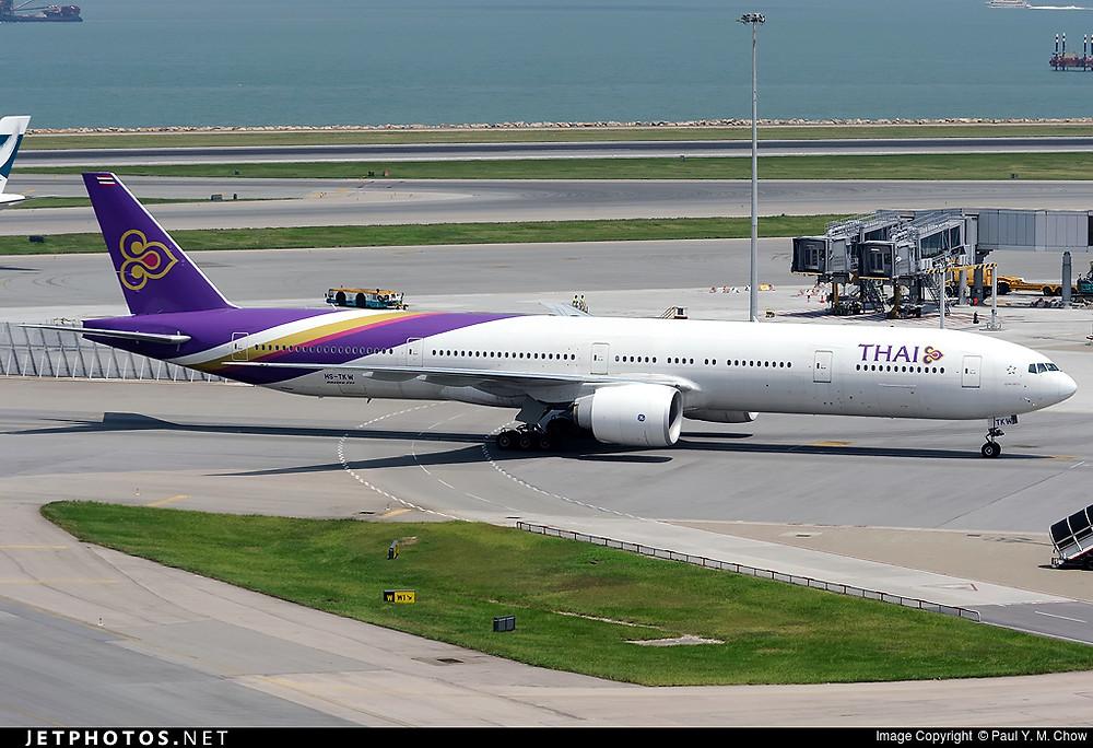 Thai Airways International B777-300ER