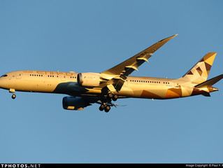 Etihad S18 Hong Kong aircraft changes