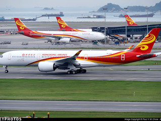 Hong Kong Airlines files preliminary to the third destinations in North America, San Francisco sched