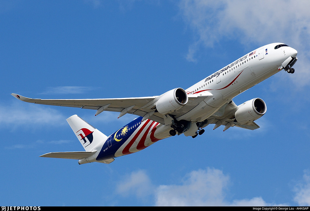 Malaysian Airlines A350-900XWB