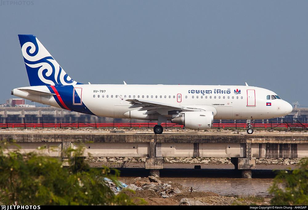 Cambodia Airways A310