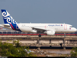 Cambodia Airways plans Hong Kong service from June 2020