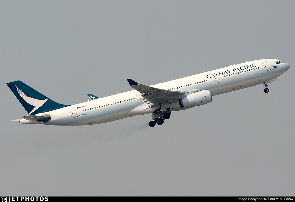 Cathay Pacific Airways A330-300