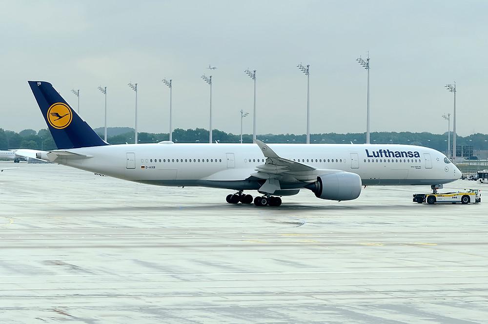 Lufthansa A350-900XWB