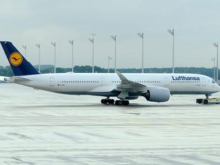 Lufthansa adds A350 Hong Kong service from Sep 2017
