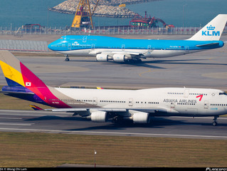 Asiana Plans Airbus A350 Service to Hong Kong